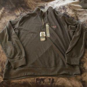Greg Norman zip pullover